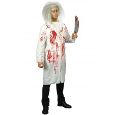 Doctor's Coat with Blood