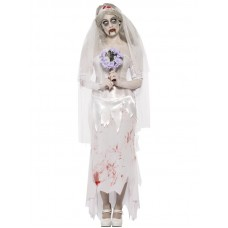 Till Death Do Us Part Zombie Bride Costume