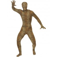 Second Skin Costume, Leopard Pattern