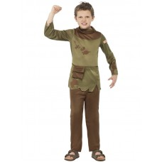 Horrible Histories Revolting Peasant Boy Costume