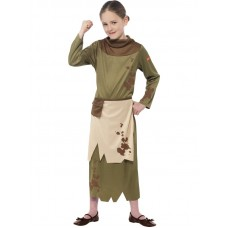 Horrible Histories Revolting Peasant Girl Costume