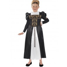 Horrible Histories, Mary Queen of Scots Costume