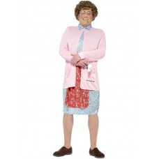 Mrs Brown Padded Costume