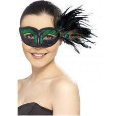 Colombina Peacock Masquerade Eyemask