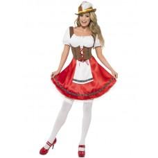 Bavarian Wench Costume