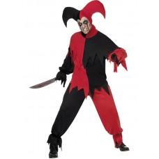Dark Jester Costume
