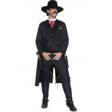 Authentic Western Sheriff Costume