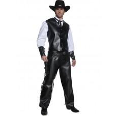 Authentic Western Gunslinger Costume