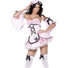 Fever Boutique Miss Muffet Costume