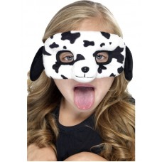 Child Plush Eyemask, Dalmatian