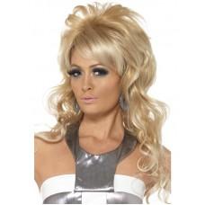 60's Beauty Queen Wig