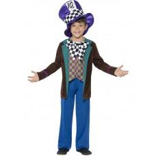 Deluxe Hatter Costume