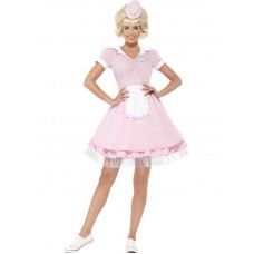 50's Diner Girl Costume