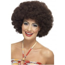 70's Curly Afro Wig