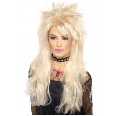 80's Long Mullet Wig