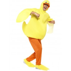 Duck Costume, with Bodysuit, Trousers
