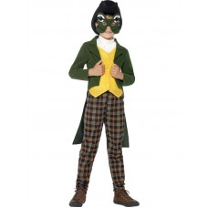 Deluxe Prince Charming Costume with Hat, Mask