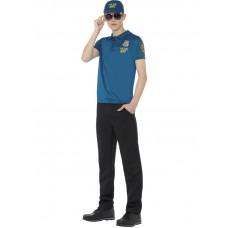 Cool City Cop Instant Kit