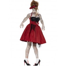 Zombie 50's Rockabilly Costume