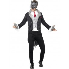Big Bad Wolf Costume, Deluxe