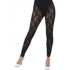 80's Lace Leggings
