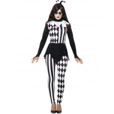 Female Jester Costume
