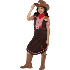 Deluxe Cowgirl Costume