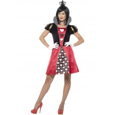 Carded Queen Costume