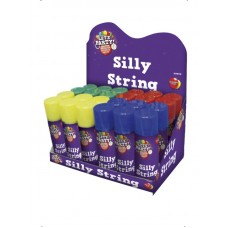 Silly String, Assorted Colours