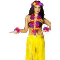 Hawaiian Luau Fancy Dress