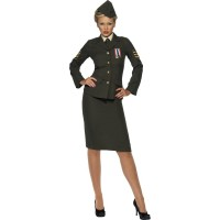 Land, Sea and Air Forces Fancy Dress